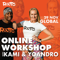 Picture of ROOTZ by Salsation® Workshop with Kami and Yoyo, Online, Global 29 NOV 2020