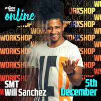 Picture of SALSATION® Workshop with Will, Online, Global 5 DEC 2020
