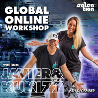 Picture of SALSATION® Workshop with Kukizz and Javier, Online, Global 6 DEC 2020