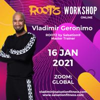Picture of ROOTZ by Salsation® Workshop with Vladi, Online, Global 16 JAN 2021