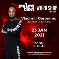 Picture of SALSATION® Workshop with Vladi, Online, Global, 23 JAN 2021