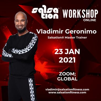 Picture of SALSATION® Workshop with Vladi, Online, Global, 23 JAN 2021