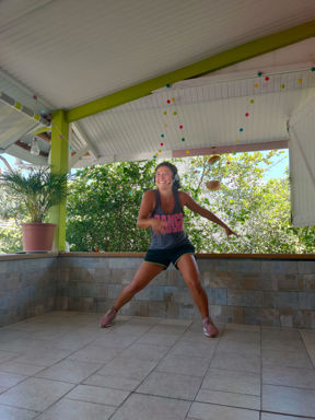 Picture of SALSATION® class with Andrea de Boer, Monday, 19:30