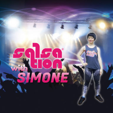 Picture of SALSATION® class with Simone Phong Siew Ting, Thursday, 17:30
