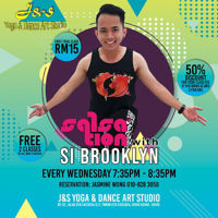 Picture of SALSATION® class with Brooklyn Firdee, Wednesday, 19:40
