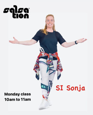 Picture of SALSATION® class with Sonja Smit, Monday, 10:00