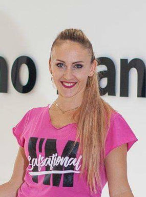 Picture of SALSATION® class with Daria Górna, Monday, 20:00
