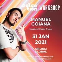 Picture of SALSATION®  Workshop with Manuel, online Global, 31 JAN 2021