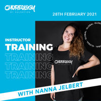 Picture of CHOREOLOGY by Salsation® Instructor Training with Nanna, Global Online, 28 FEB 2021