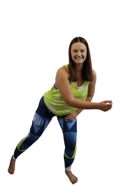 Picture of SALSATION® class with Sonja Neubauer, Thursday, 19:00