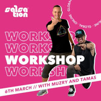 Picture of SALSATION® Workshop with Muzry and Tamas, Online, Global, 06 Mar 2021