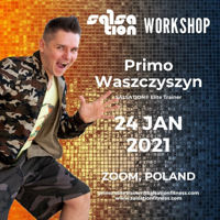 Picture of SALSATION® Workshop with Primo, Online, Poland only, 24 JAN 2021
