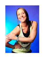 Picture of SALSATION® class with Jenna Green, Tuesday, 19:00