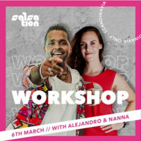 Picture of SALSATION®  Workshop with Nanna and Alejandro, Online, Scandinavia Only, 06 MAR 2021