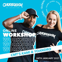 Picture of CHOREOLOGY by Salsation® Workshop with Kami and Yoyo, Online, Global 24 JAN 2021