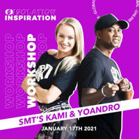 Picture of SALSATION® Isolation Inspiration Workshop with Kami and Yoyo, Online, Global, 17 JAN 2021