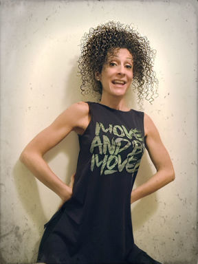 Picture of SALSATION® class with elena brambilla, Tuesday, 20:00