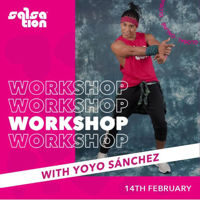 Picture of SALSATION® Workshop with Yoyo, Online, Global, 14 FEB 2021