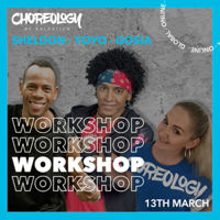 Picture of CHOREOLOGY by Salsation® Workshop with Gosia, Sheldon and Yoyo, Online, Malaysia and Singapore only, 31 JAN 2021