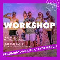 Picture of BECOMING A SALSATION® ELITE Workshop with Alejandro,  Online, Global, 13 MAR 2021