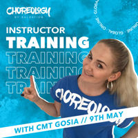 Picture of CHOREOLOGY by Salsation® Instructor Training with Gosia, Online, Global,  09 MAY 2021