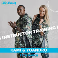 Picture of CHOREOLOGY by Salsation® Instructor Training with Kamila and Yoandro, Online, Global, 28 MAR 2021