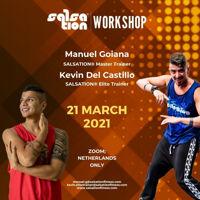 Picture of SALSATION® Workshop with Manuel and Kevin, Online, Netherlands only, 21 MAR 2021