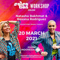 Picture of SALSATION® Workshop with Natasha and Roxana, Online, Indonesia Only, 20 Mar 2021