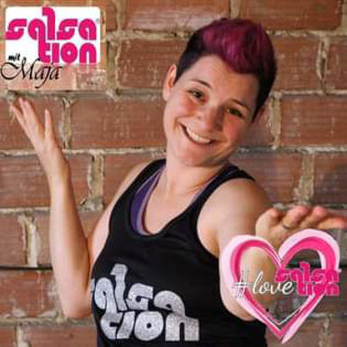 Picture of SALSATION® class with Maja Cuk Greiner, Tuesday, 19:15