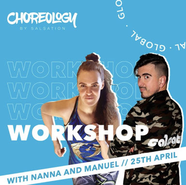 Picture of CHOREOLOGY Workshop with Nanna and Manuel, Online, Global, 25 Apr 2021