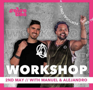 Picture of SALSATION Workshop with Alejandro and Manuel, Online, Portugal Only, 02 May 2021