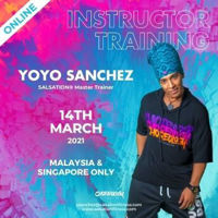 Picture of CHOREOLOGY Instructor training with Yoyo S, Online, Malaysia Only, 14 Mar 2021