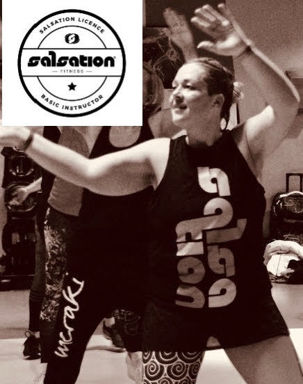 Picture of SALSATION® class with Esther Moed-Luyken, Friday, 19:15