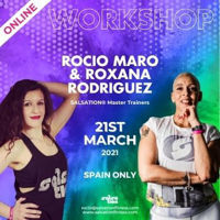 Picture of SALSATION Workshop with Rocio and Roxana, Online, Spain Only, 21 Mar 2021