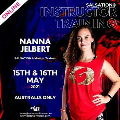 Picture of SALSATION Instructor training with Nanna, Online, Australia Only, 15 May 2021 - 16 May 2021