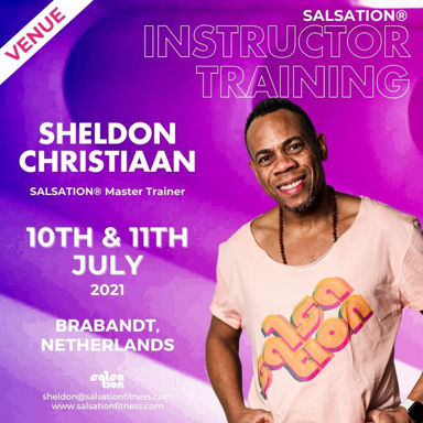 Picture of SALSATION Instructor training with Sheldon, Onsite, Netherlands, 10 Jul 2021 - 11 Jul 2021