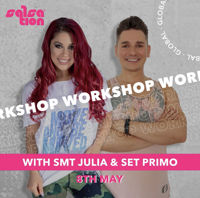 Picture of SALSATION Workshop with Julia and Primo, Online, Global, 08 May 2021