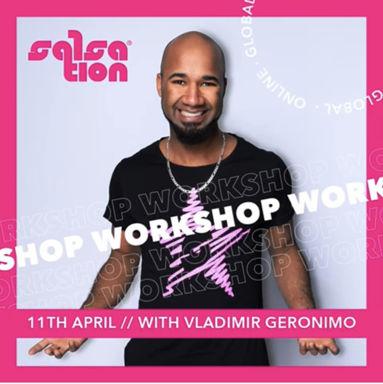 Picture of SALSATION Workshop with Vladimir, Online Global, 11 Apr 2021