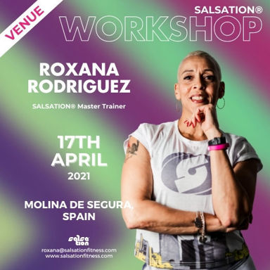 Picture of SALSATION Workshop with Roxana, Venue, Molina, 17 Apr 2021