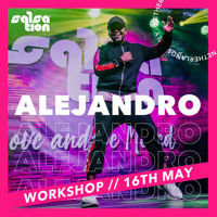 Picture of SALSATION Workshop with Alejandro, Online, Netherlands only, 16 May 2021