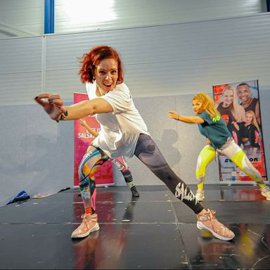 Picture of SALSATION® class with Marith Charlotte Bertinussen, Friday, 10:00