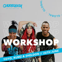 Picture of CHOREOLOGY Workshop with Sheldon, Rumz and Yoyo, Online, Global, 26 Jun 2021