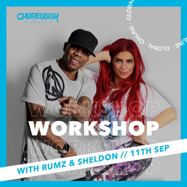 Picture of CHOREOLOGY Workshop with Sheldon and Rumz, 11 Sep 2021