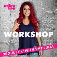 Picture of SALSATION Workshop with Julia, Online, Global, 03 Jul 2021