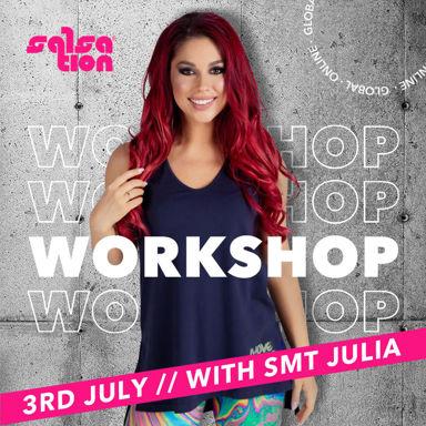 Picture of SALSATION Workshop with Julia, Online, Global, 03 Jul 2021