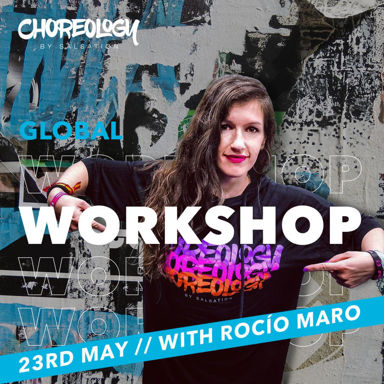 Picture of CHOREOLOGY Workshop with Rocio, Online, Global, 23 May 2021