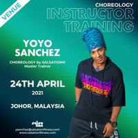 Picture of CHOREOLOGY Instructor training with Yoyo, Offline, Malaysia, 24 Apr 2021