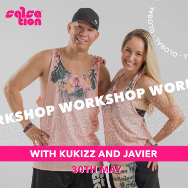 Picture of SALSATION Workshop with Kukizz and Javier, Online, Global, 30 May 2021