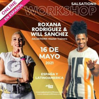 Picture of SALSATION Workshop with Roxana and Will, Online, Spain and Latin America, 16 May 2021