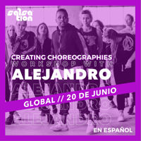 Picture of Creating Choreographies Workshop in Spanish with Alejandro Angulo, Online, Global, 20 Jun 2021